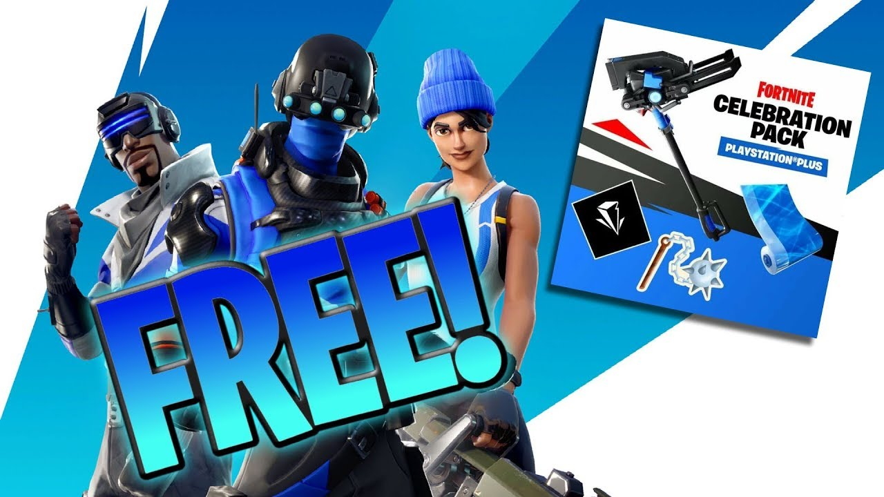 How To Get A Free Pickaxe And Animated Wrap In Fortnite Celebration Pack Review Gameplay
