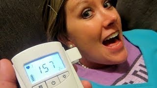 HEARING BABY'S HEARTBEAT AT HOME!
