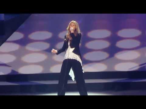Céline Dion - Fan DVD - The Show Must Go On (Live, June 24th 2016, Paris)