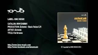 Echotek - Fat Groove