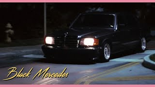 Jan Hammer - Black Mercedes (Miami Vice video by 512Sonny)