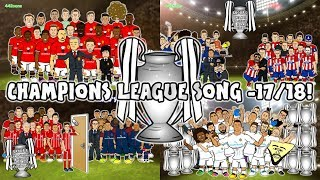 champions league 17 18 the song 442oons preview intro parody