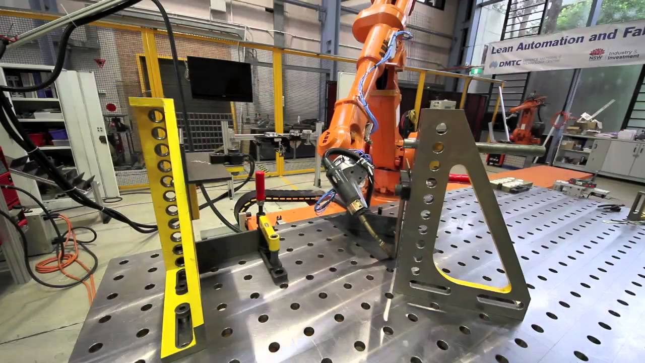 3D CAD model based programming for automatic robot welding | KRANENDONK