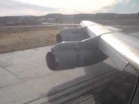 LADE 707 TC-91 Landing At CRD - 21/04/2006