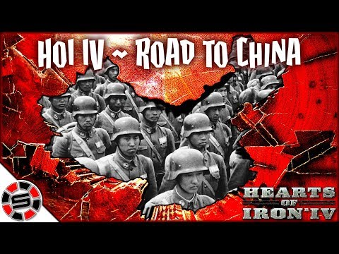 Streaming/Recording HOI IV ~ Road To China