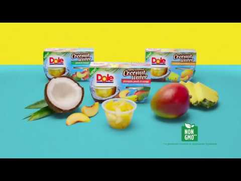 a77cc9dc440e19 Dole Fruit Bowls Commercial - YouTube