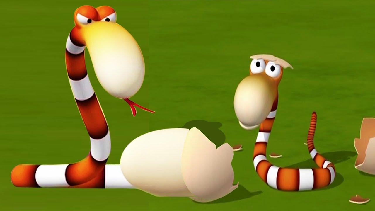 Download Funny Cartoons - Gazoon: S1 Ep 2   Mother Instinct   Funny Animals Cartoons   HooplaKidz TV
