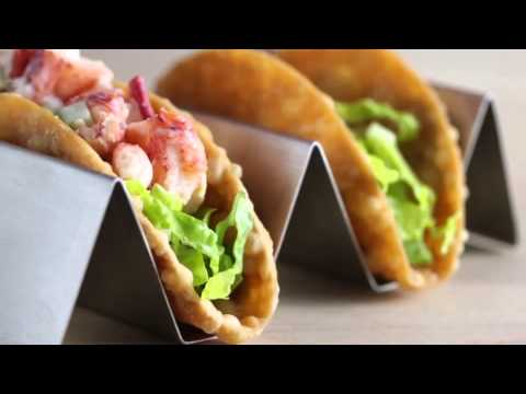 Lobster Taco On Bonefish Grill's New IN + ON Bar Bites Menu
