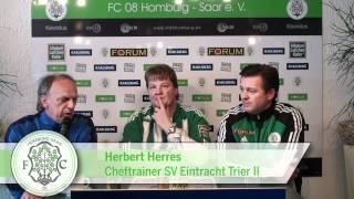PK FC 08 Homburg - SV Eintracht Trier II