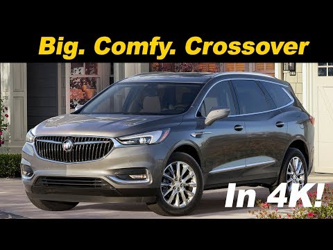 2018 Buick Enclave Review and Road Test - In 4K!