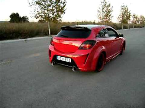 astra gtc 1 8 tuning ca a directa youtube. Black Bedroom Furniture Sets. Home Design Ideas