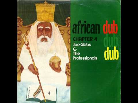 Joe Gibbs and The Professionals - African Dub All-Mighty Chapter Four - 02 - Behind Iron Bars