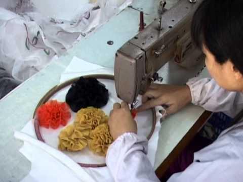 jueshe wedding dress factory introduction