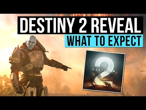 Destiny 2 | WORLD GAMEPLAY PREMIER! - What to expect in the live reveal & Important Details!