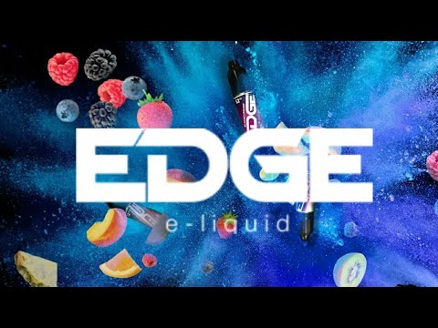 The BEST Dessert Flavour E Liquid! | Edge E liquid Review