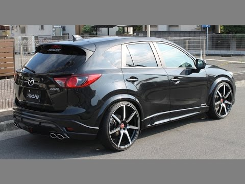 mazda cx 5 tuning youtube. Black Bedroom Furniture Sets. Home Design Ideas