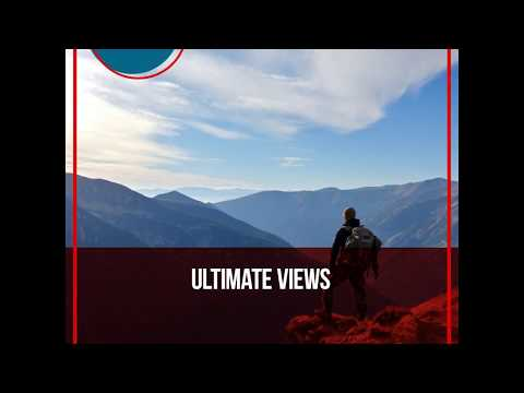 Video Ad Template For Travel Companies