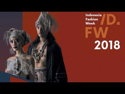 The Heritage of Ancient Komodo - Indonesia Fashion Week 2018