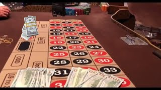 LIVE Highrolling Bellagio oฑ the roulette bet of $1550,- bet! BIG WIN Las Vegas