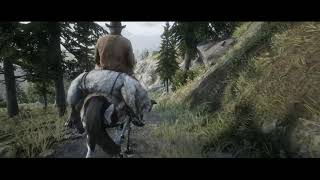 RDR2 ---  Looking For Bigfoot