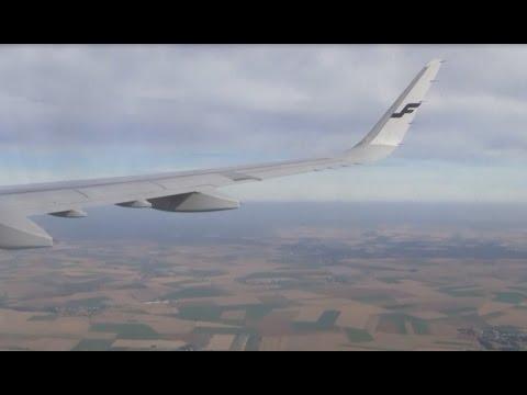 Lento Helsingistä Pariisiin - Le Vol De Helsinki à Paris