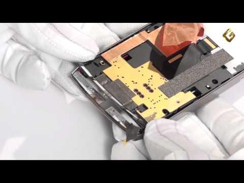 Acer Iconia Smart - как разобрать смартфон и технический обзор