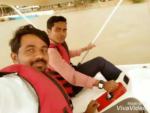Gadag Bhishma Lake Boating