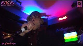 SKS & DJ Sebti @ Cambridge (Lille)