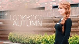 Fashion LOOKBOOK beautiful AUTUMN 3 outfits