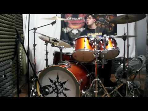 Improvisación en batería - Jaime Martín