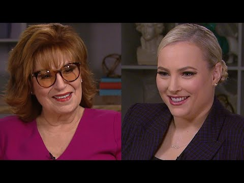 Meghan McCain and Joy Behar Reveal What they Want YOU to ...