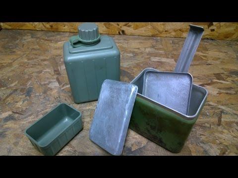 Yugoslavian, Serbian mess tin lid. Se15Ep7