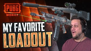 FOUND MY FAVORITE LOADOUT! IT OWNS! PUBG Mobile