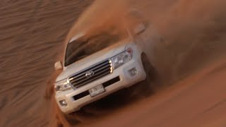 /BIG MUSCLE Dubai: Sleeper Land Cruiser
