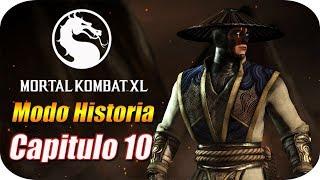 Mortal Kombat XL - Modo Historia - Gameplay Español - Capitulo 10 -...