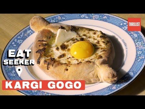 There's More To Georgian Cuisine Than Cheese Boats || Eat Seeker: Kargi Gogo