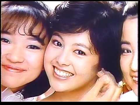 沢口靖子 カネボウ CM スチル画像。CM動画を再生できます。