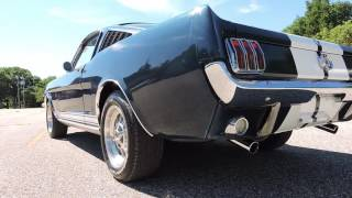 1966 ford blue mustang fastback shelby for sale at www coyoteclassics com