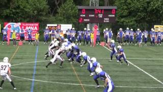 Highlights Trojans-TAFT 2012