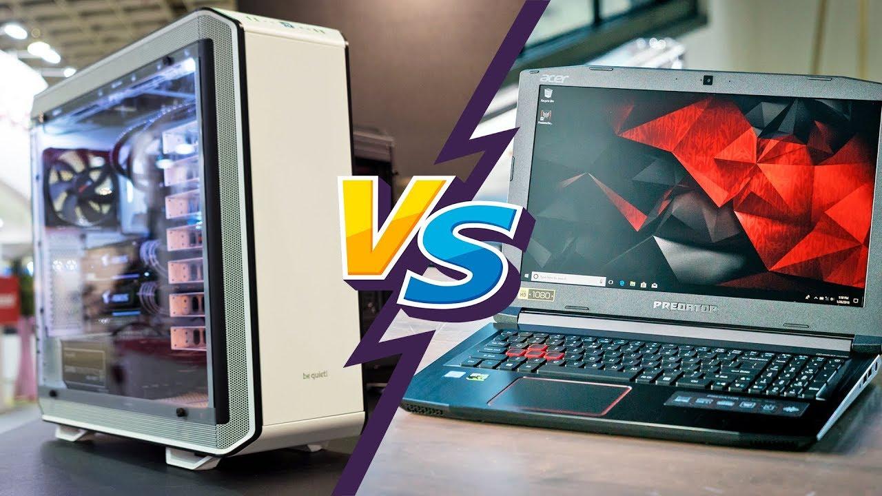 Пк или Ноутбук что Выбрать Игровой НОУТ за 1000$ КОМП! Лучше?