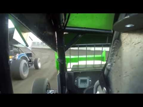 GFRA Sprint Car Feature 8-26-16