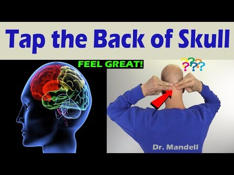 tap-the-back-of-your-skull-and-feel-what-happens---dr-alan-mandell,-dc