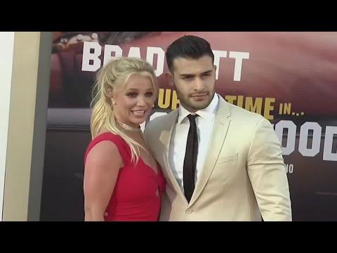 Britney Spears Announces Engagement to Longtime Boyfriend Sam ...