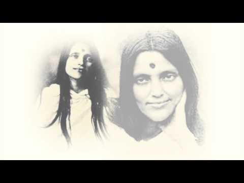 Jay Ma - Chant with pictures from Anandamayi Ma