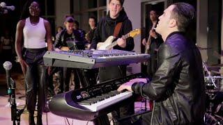 Superstition [Stevie Wonder] - NikKollective LIVE @ The Berklee Caf
