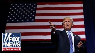 Trump speaks at Spirit of America Showcase