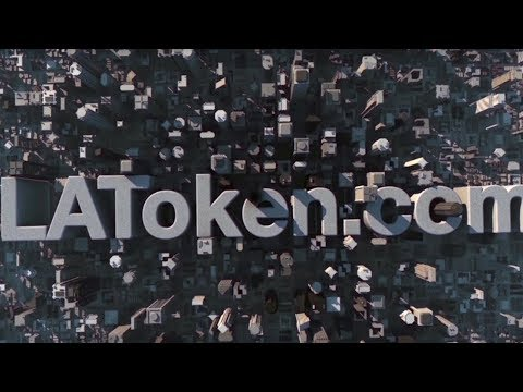 LAToken - Equity and Asset Tokenization - Official Video