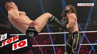 Top 10 Mejores Momentos de Raw En Español: WWE Top 10, Nov. 11, 2019