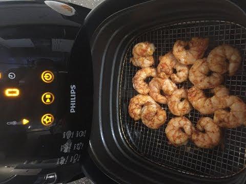 Phillips XL Air Fryer | Delicious Cajun Shrimp