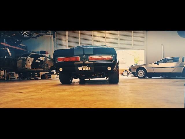 V8 Werk - Eleanor II